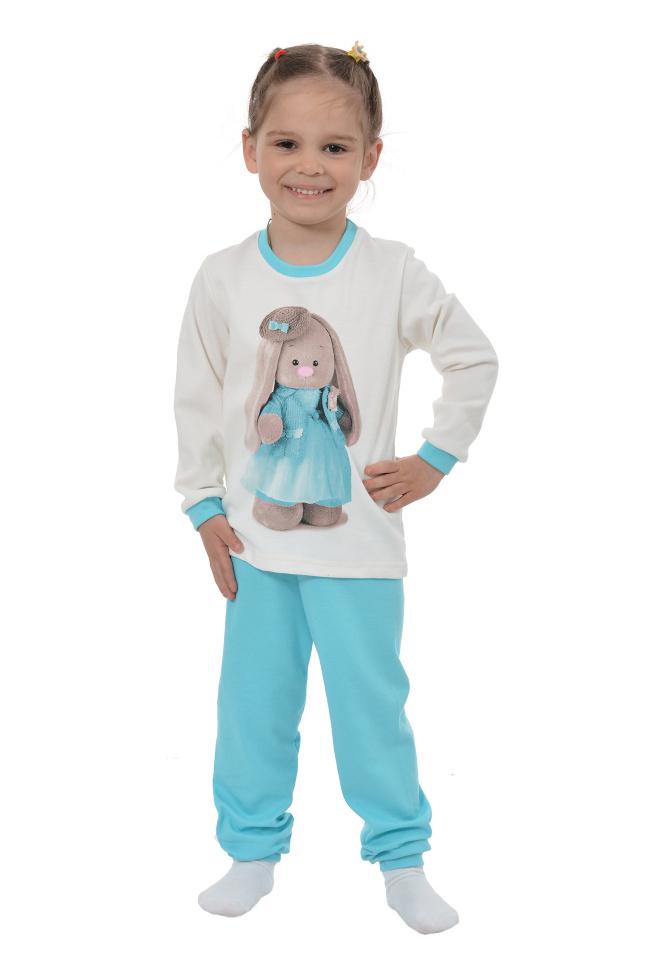 Детская одежда - пижама - зайка