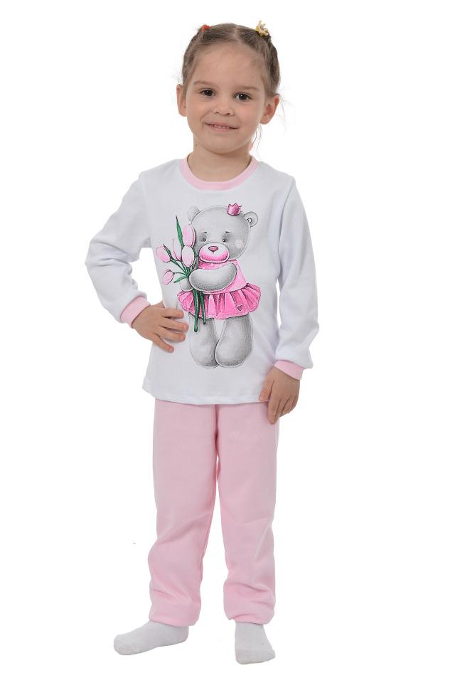 Детская пижама - зайка