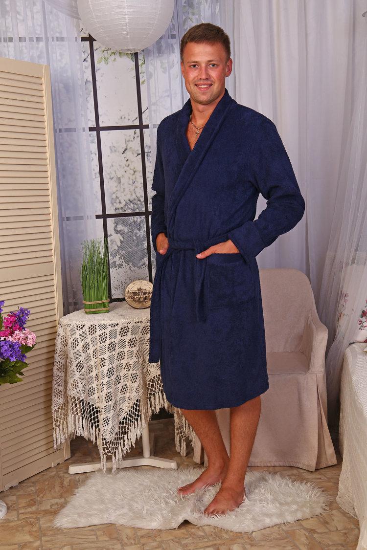 710d2ee447ac Купить мужской махровый халат оптом из Иваново