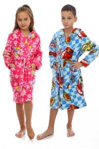 308c4b9917417 Детские халаты оптом из Иваново от производителя